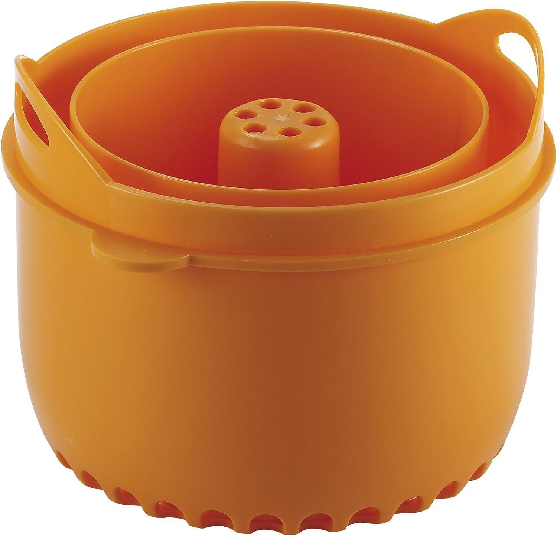 orange B/éaba Pasta//Rice Cooker Babycook Original