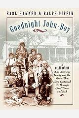 Goodnight John-Boy Paperback