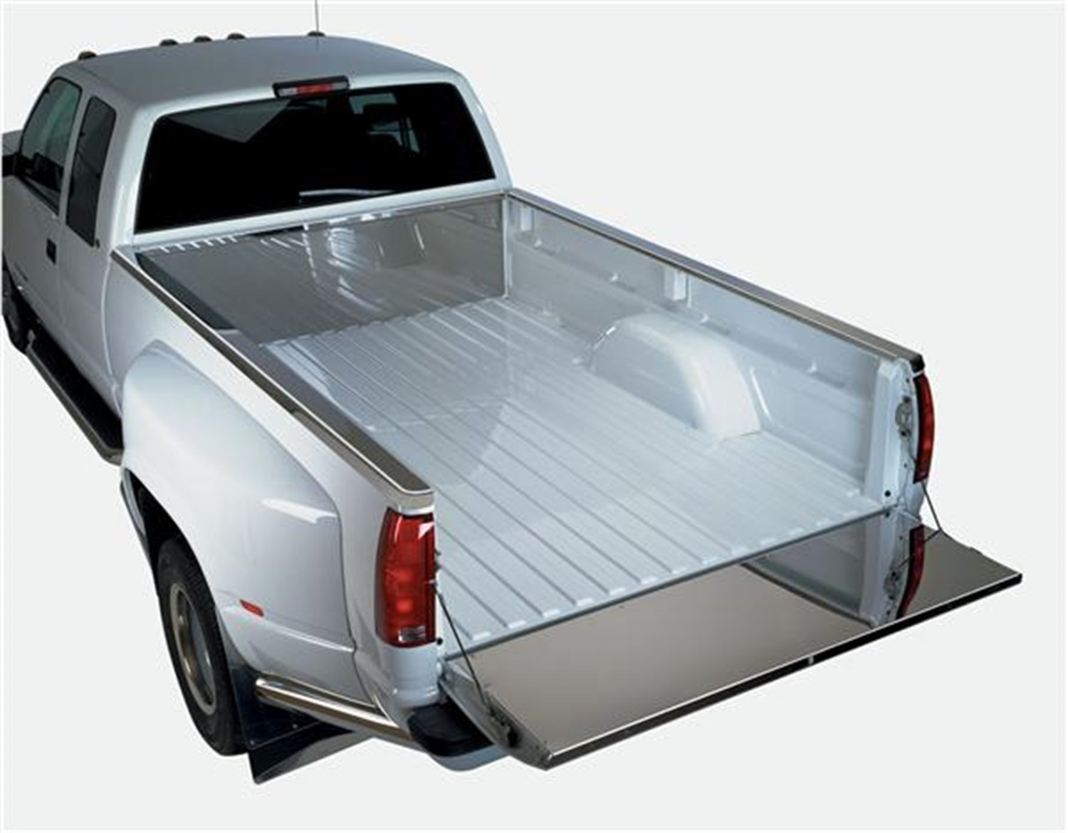 Putco 59122 Stainless Steel Full Front Bed Protector