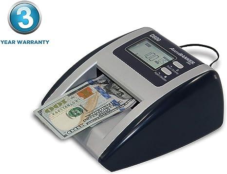 Amazon.com: AccuBANKER D500 - Detector automático de ...