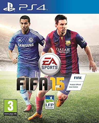 Buy FIFA 15 (PS4) Online at Low Prices in India | Electronic