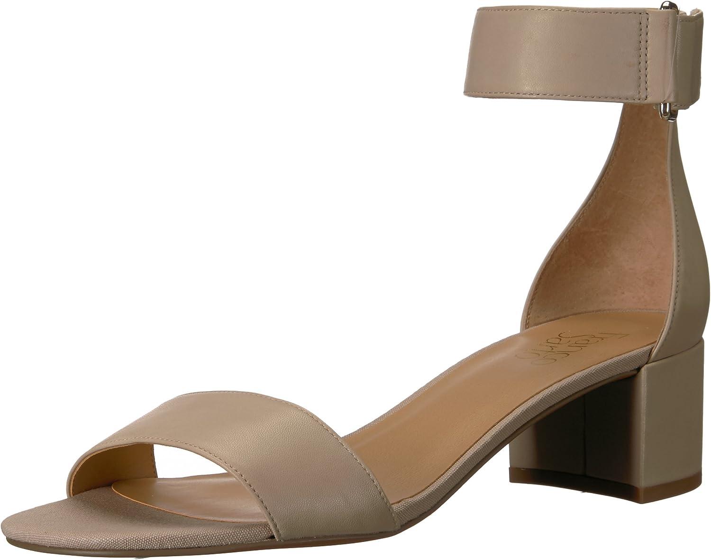 Franco Sarto Womens Rosalina Heeled Sandal