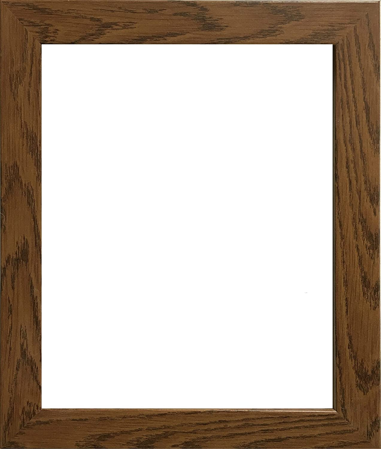 Convenient2you Dark Oak Wood Effect Photo Frame A1 840x594mm Picture Frames For Wall Mount Freestanding Photo Frame Picture Frame Wood Wooden Effect Amazon Co Uk Kitchen Home