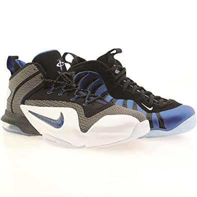 info for 9fa13 23cfd Nike Mens Penny Sharpie Pack QS Basketball Shoes Black White Game Royal  800180-001 Size 10, Black Game Royal-White, 9 D(M) UK 44 D(M) EU   Amazon.co.uk  ...