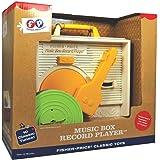Fisher-Price Classic Music Box Record Player