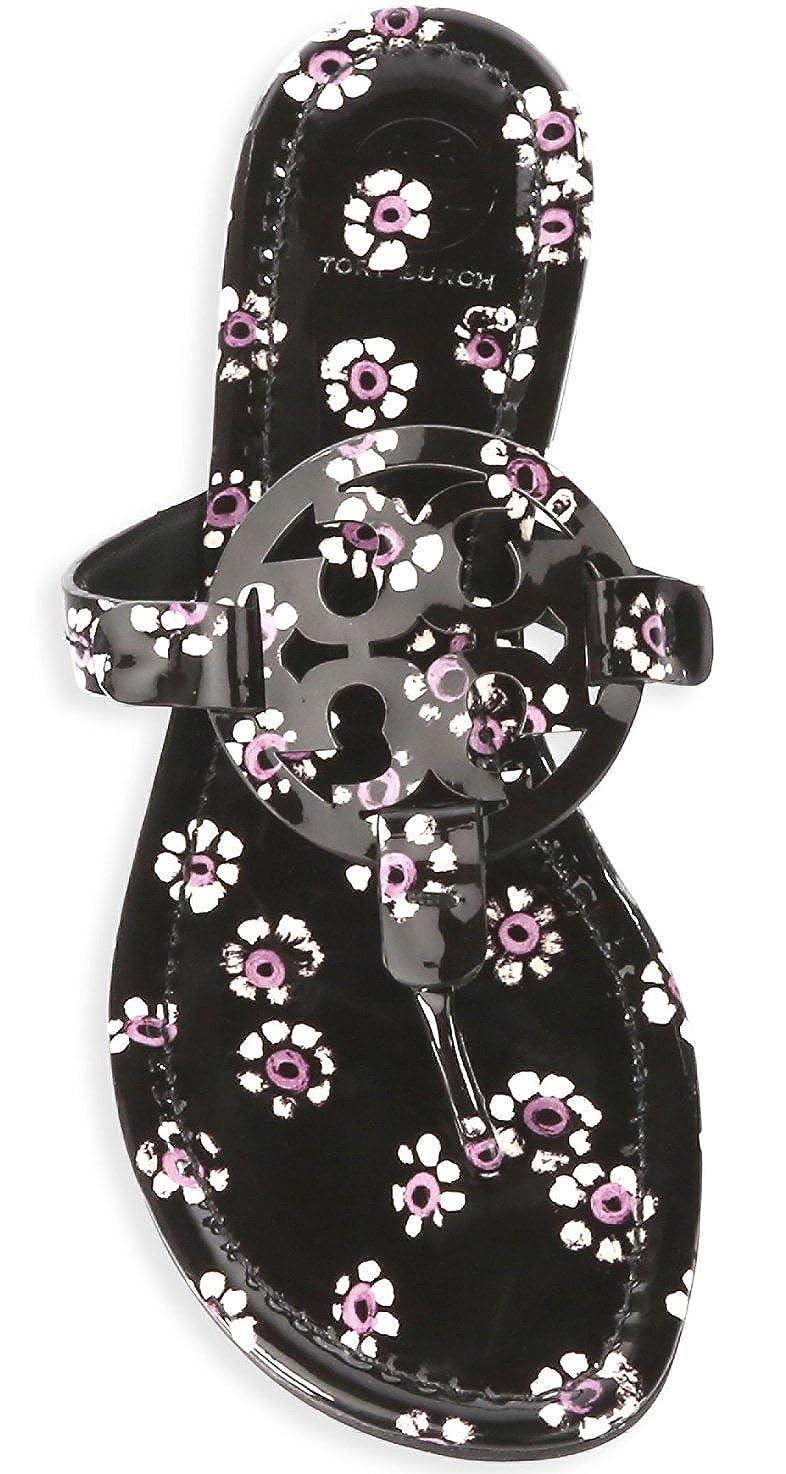 【国内正規総代理店アイテム】 [トリーバーチ]Tory Burch レディース サンダル フラットシューズ Black US miller2 Flat Thong Sandal レディース【並行輸入品】 B07663WQWZ 9 B(M) US|Black Stamped Floral Black Stamped Floral 9 B(M) US, FZONEスポーツ:0126a459 --- arianechie.dominiotemporario.com