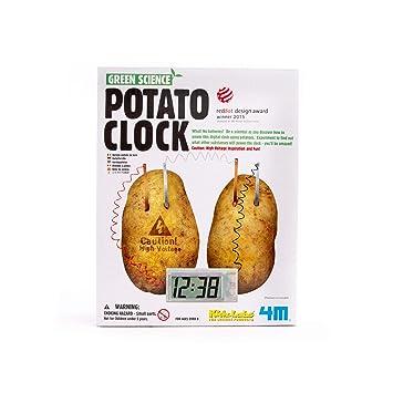 Science MAD Multi SM35 Potato Clock