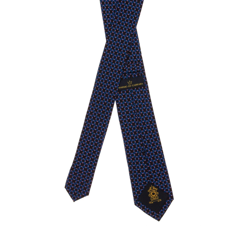 Variety of Colors /& Designs Marmo Di Carrara 100/% Silk Boys Necktie