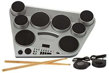Amazon.com  Yamaha DD-65 Portable Digital Drum Kit with Foot Pedals ... 9b41119bef