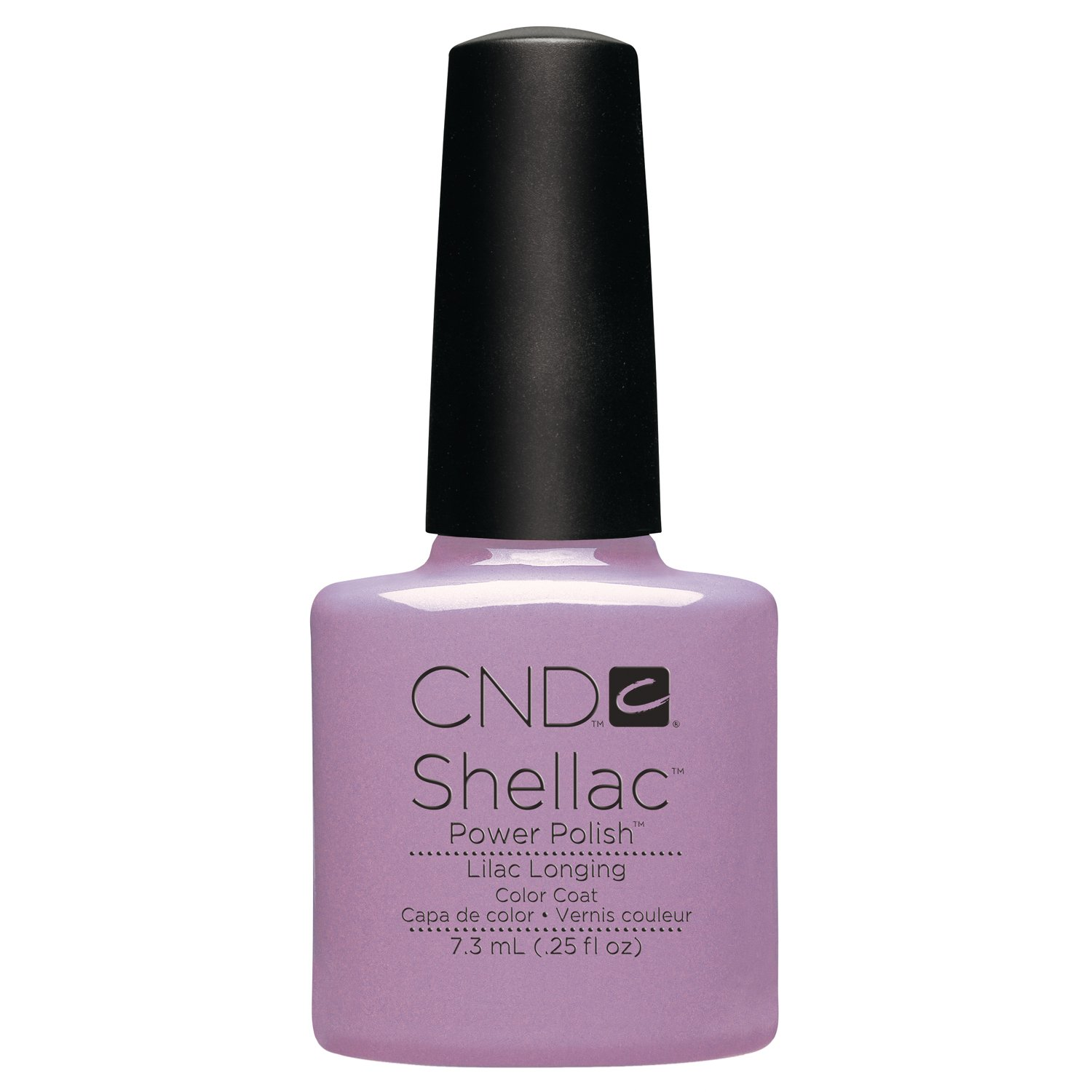 CND Shellac Power Polish Color Coat - Lilac Longing CND Nail Products CND009