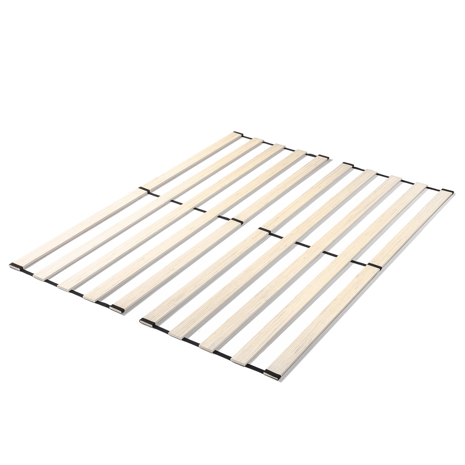 Zinus Solid Wood Vertical Bed Support Slats/Bunkie Board