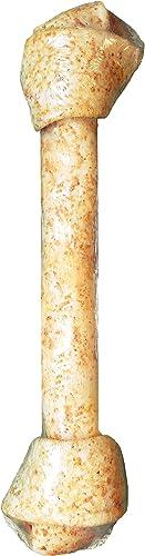 Funchew 10-12 Rawhide Bone W Peanut Butter Flavor, .549 Lb