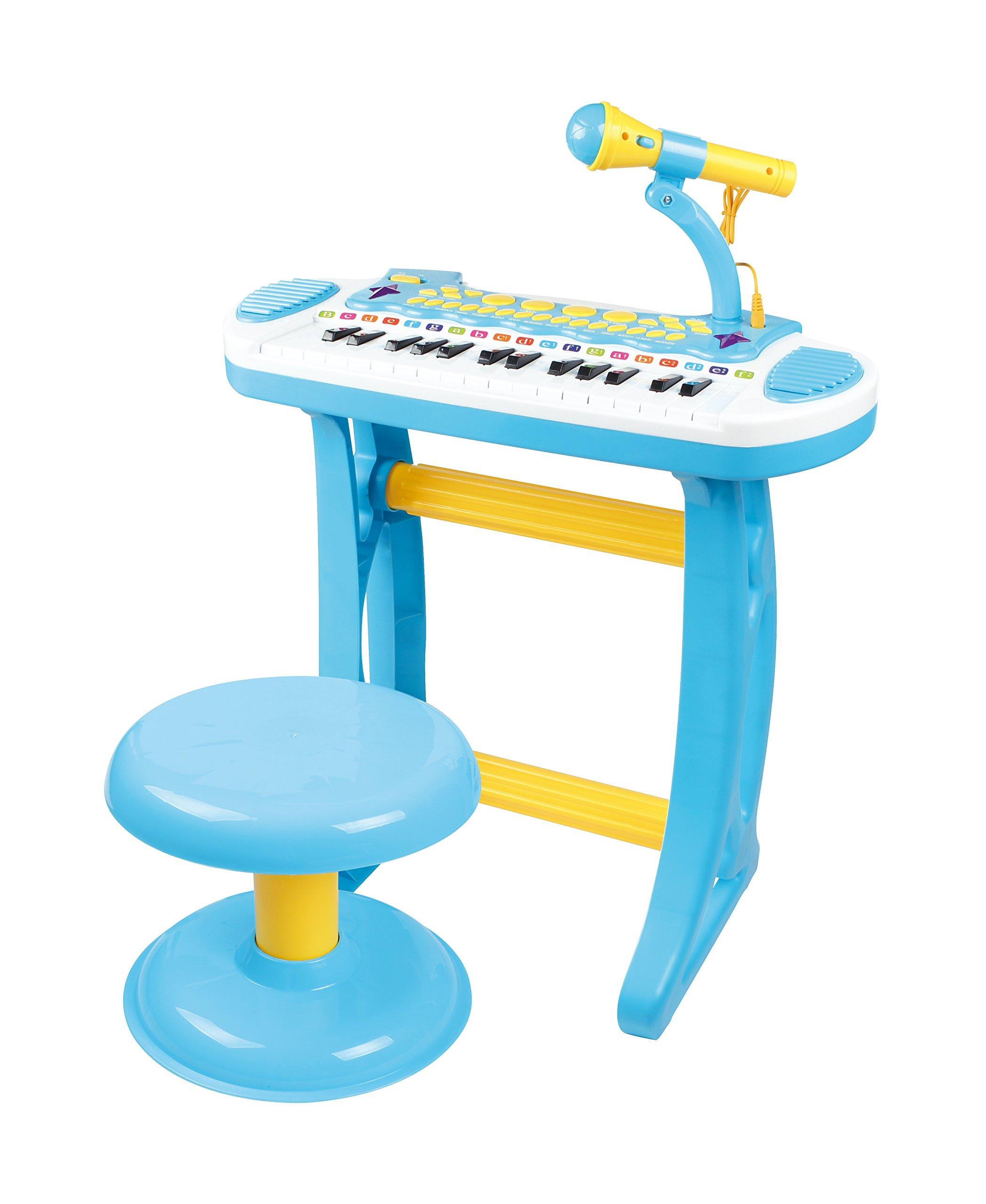 BAOLI Children Musical Instrument Electronic Organ Toy