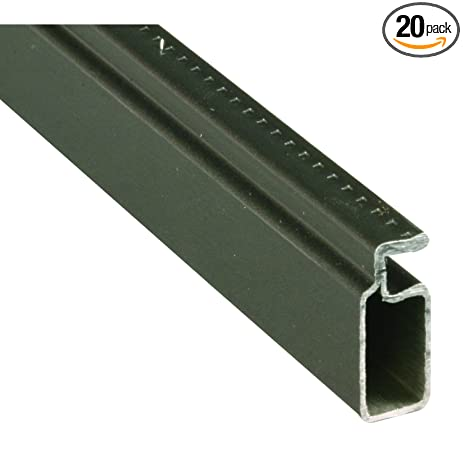 Prime-Line Products MP14073 Aluminum Screen Frame, 5/16 in. x 3/4 in ...