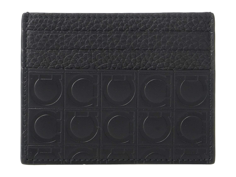 [サルヴァトーレ フェラガモ] メンズ 財布 Firenze Gamma Card Holder - 66A176 [並行輸入品] B07ML2TX1N  No-Size