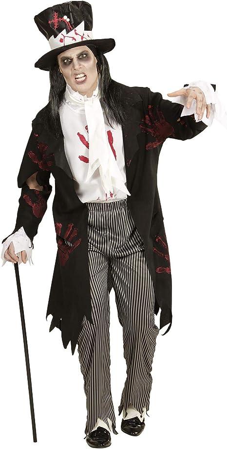 WIDMANN Disfraz de adulto Zombie de novio: Amazon.es: Juguetes y ...