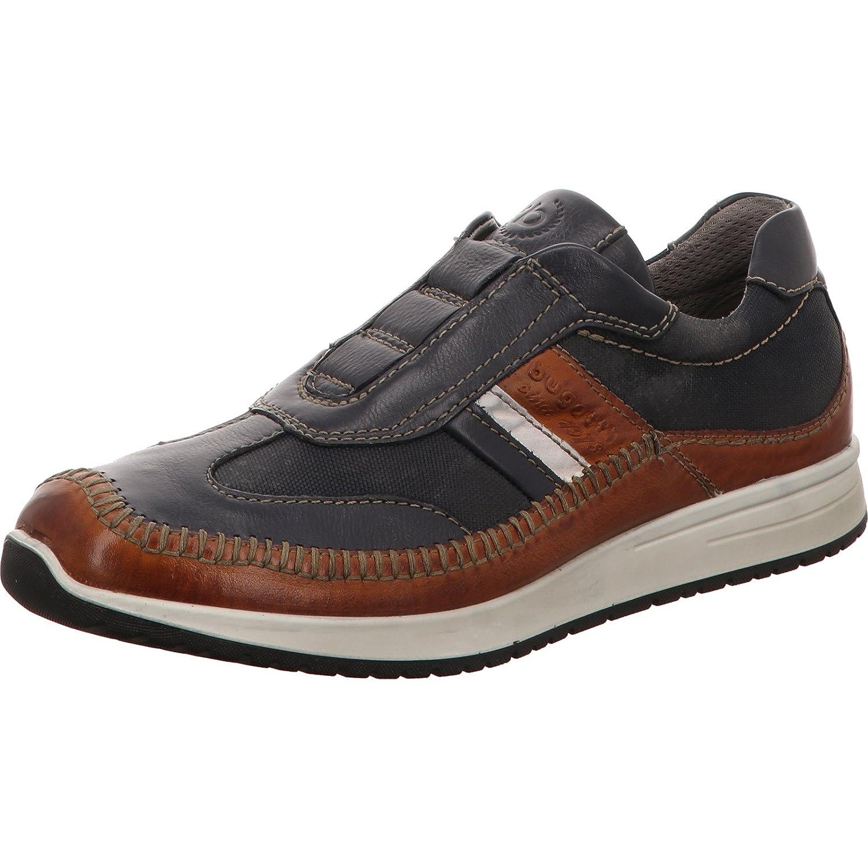 bugatti311-38562-1010 - Zapato de Media caña Hombre