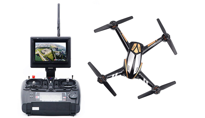 Amewi 25191 – X252 3D FPV Race 250 Class Drone