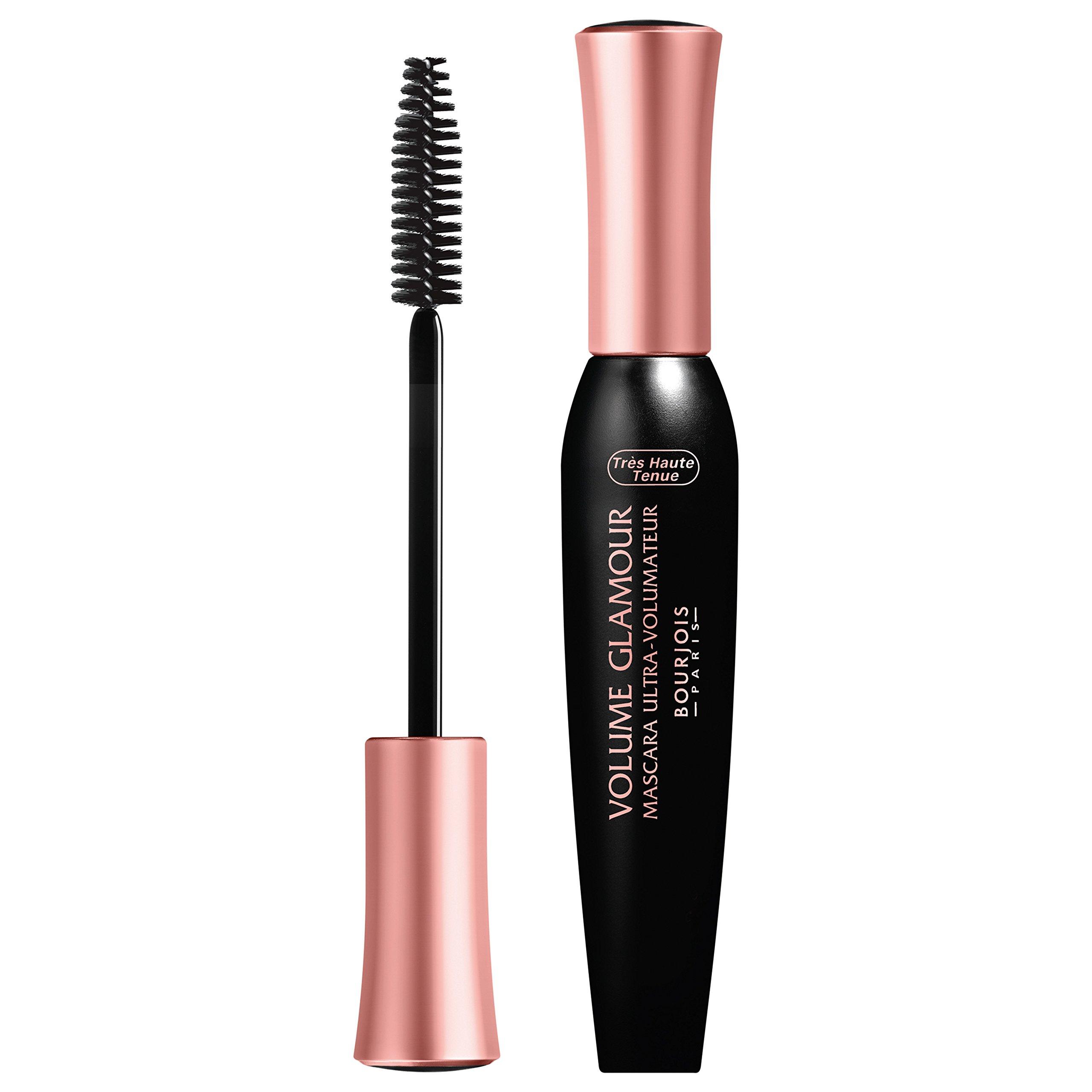 Bourjois Volume Glamour Mascara for Women, 06 Noir Ebene, 0.4 Ounce