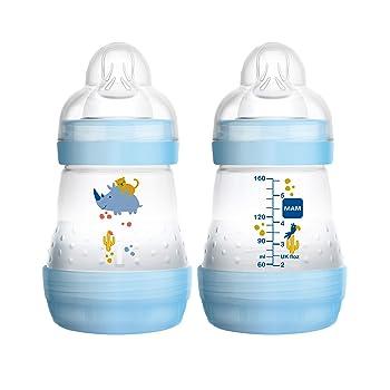 MAM Easy Start Anti-Colic Unisex Baby Bottles