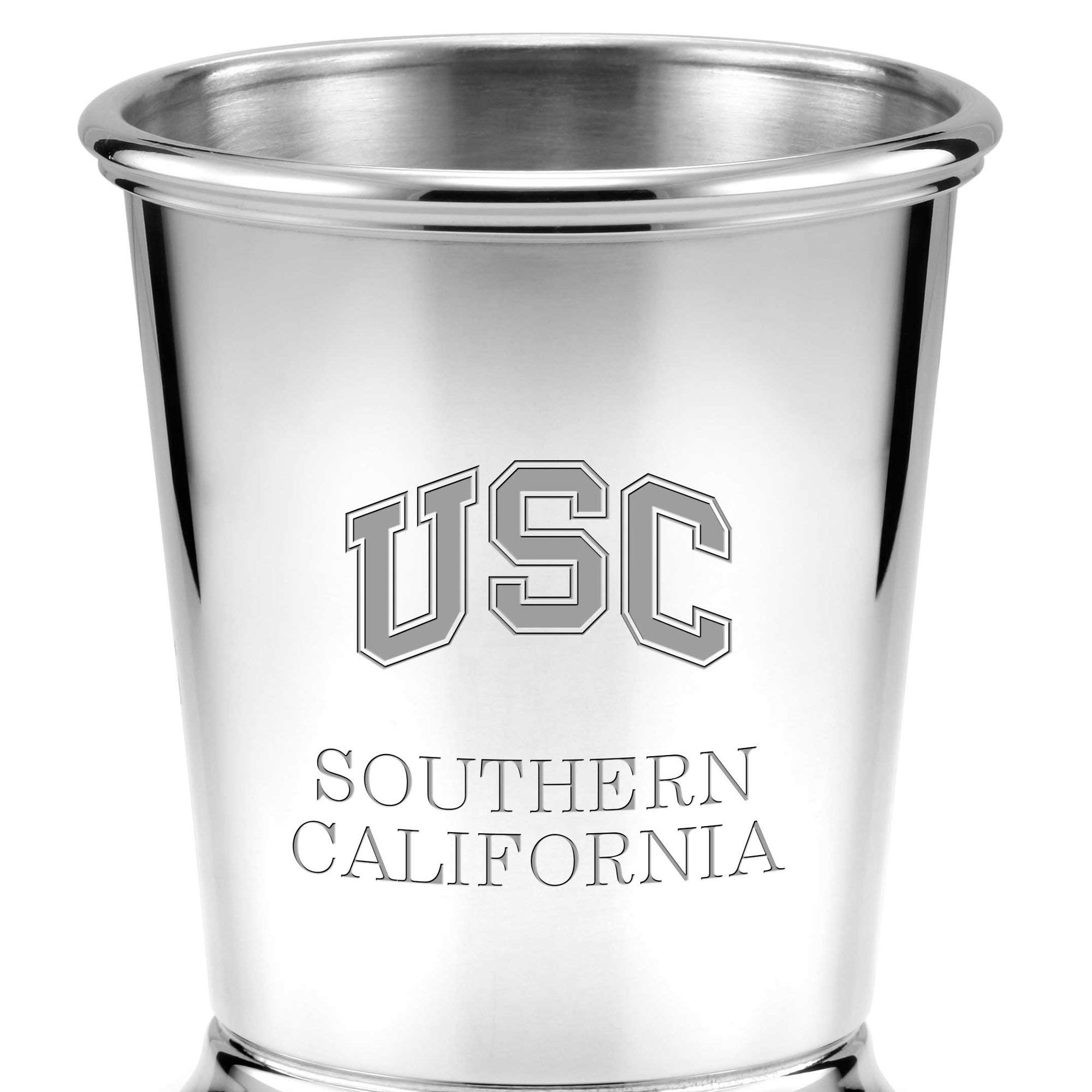 M. LA HART University of Southern California Pewter Julep Cup by M. LA HART (Image #2)
