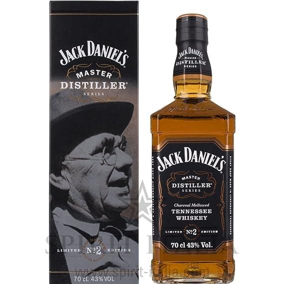 Jack Daniel\'s Master Distiller Series No. 2 GB 43,00 % 0.7 l ...