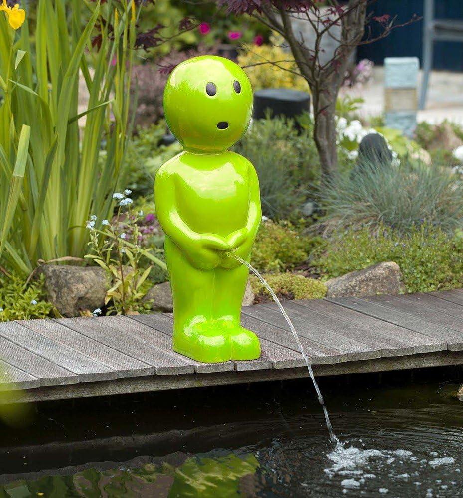 Ubbink Boy IV Gargoyle Pond Figure 67 cm Green
