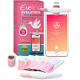 Eveline Digital Ovulation Predictor Test - Easy at Home Ovulation Test Kit with Smart Scanner and 5 Fertility Test…