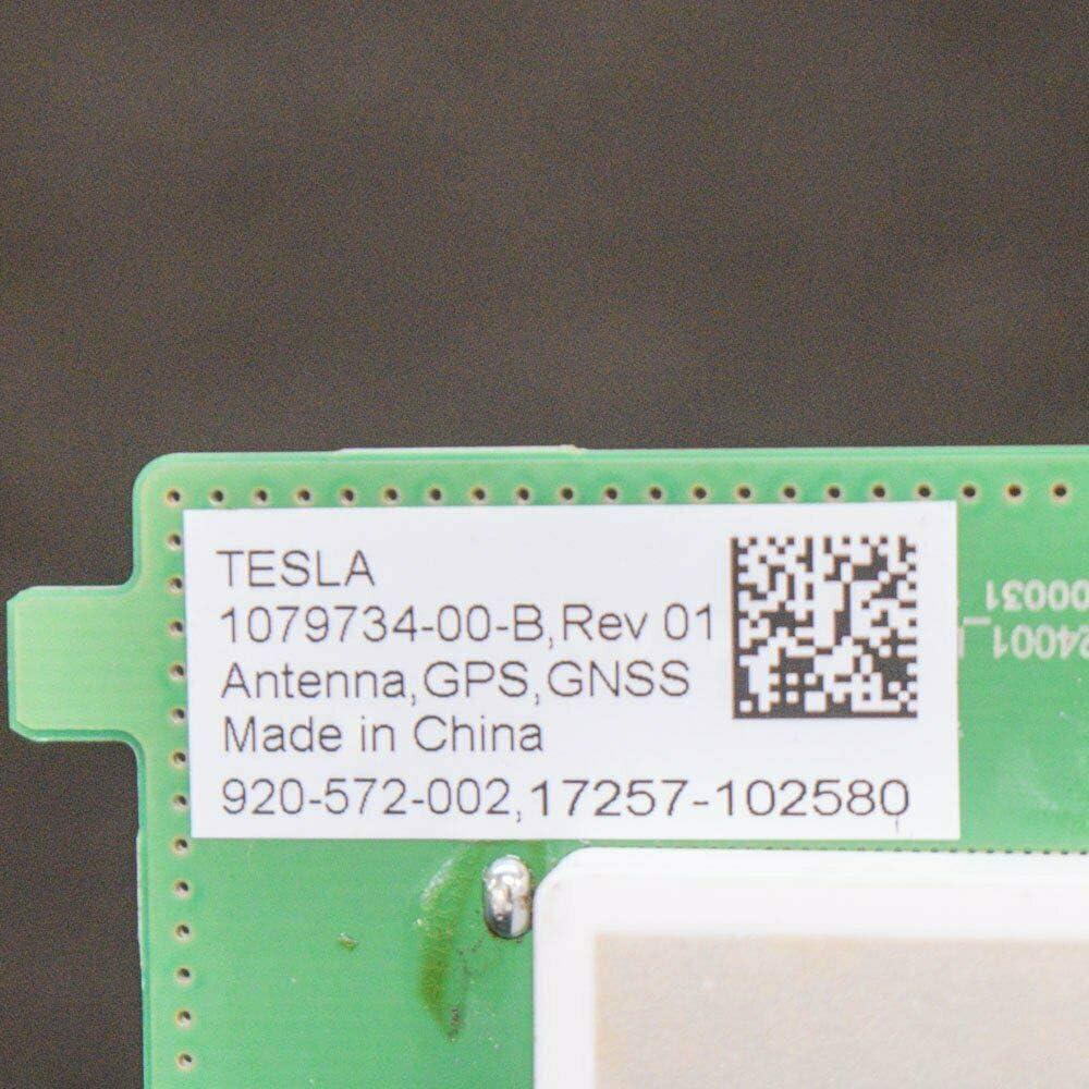 MODEL 3 Antena de navegación GPS 1079734-00-B C70904-20 2018 ...