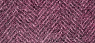 "product image for Weeks Dye Works Wool Fat Quarter Herringbone Fabric, 16"" by 26"", Peony"