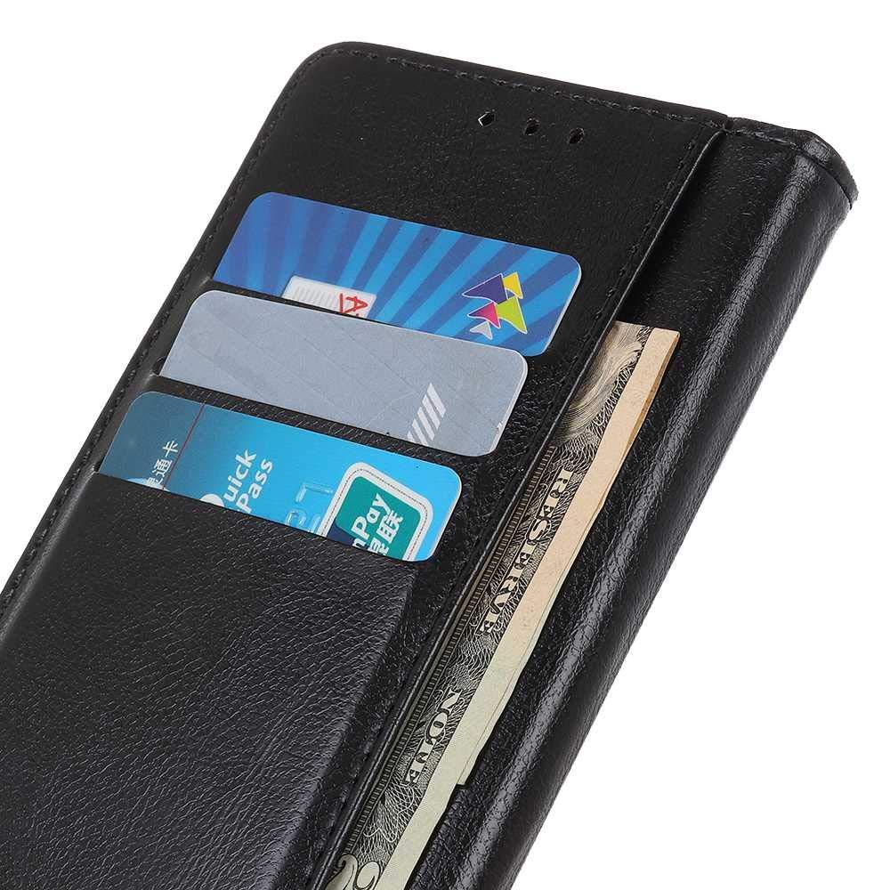 Braun Kratzfestes Tasche Sony Xperia L3 PU Leder Flip Handyh/ülle Schutzh/ülle mit Kartenfach und Standfunktion CAXPRO/® Leder H/ülle f/ür Sony Xperia L3