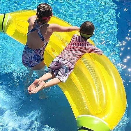 Piscina Inflable Flotador Plátano Gigante Flotador Inflable ...