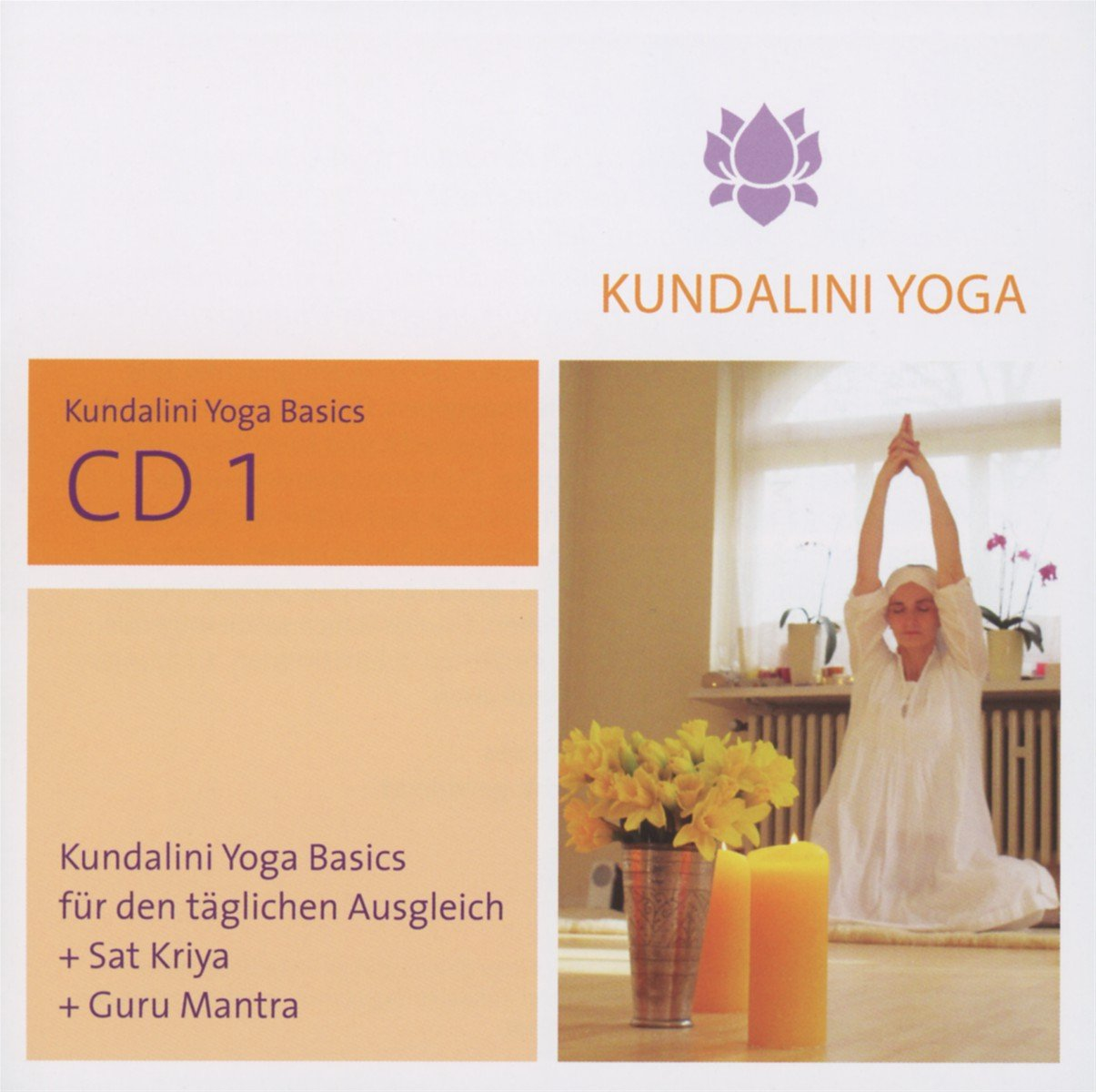 Kundalini Yoga Basics Vol.1 - Amazon.com Music