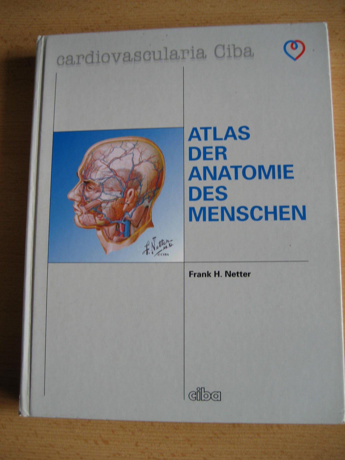 Atlas der Anatomie des Menschen: Amazon.de: Bücher