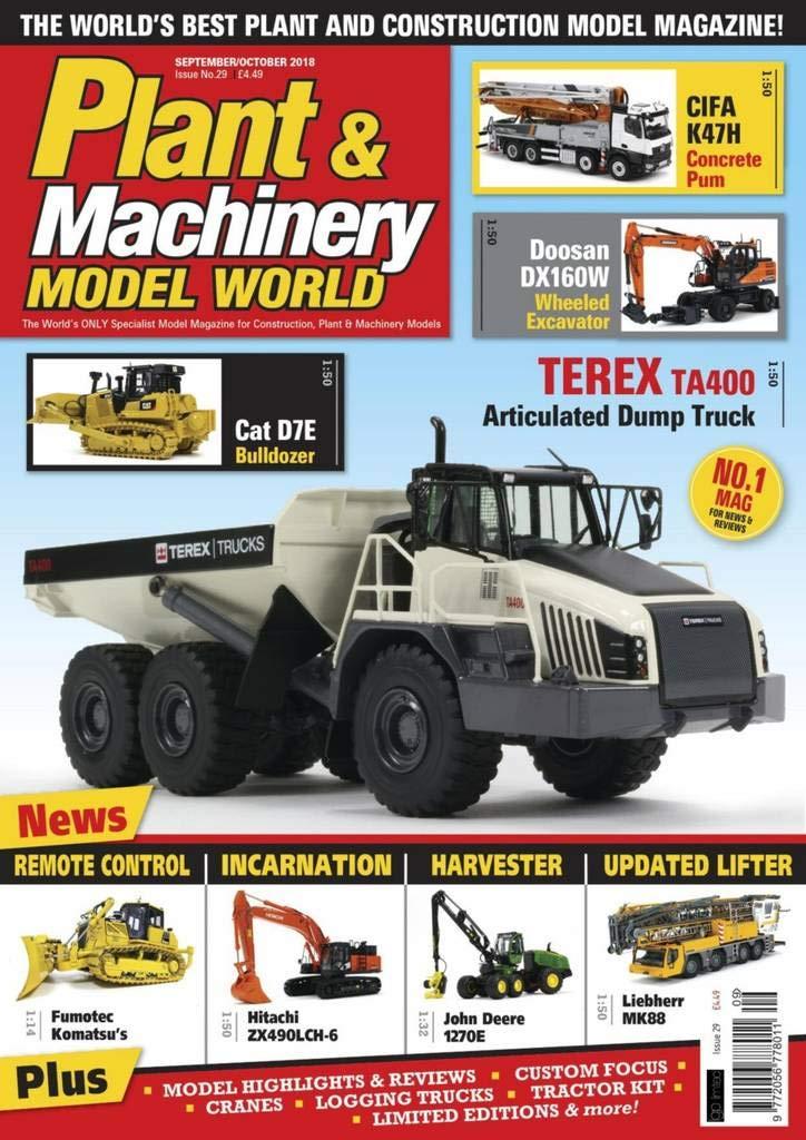 Plant & Machinery Model World