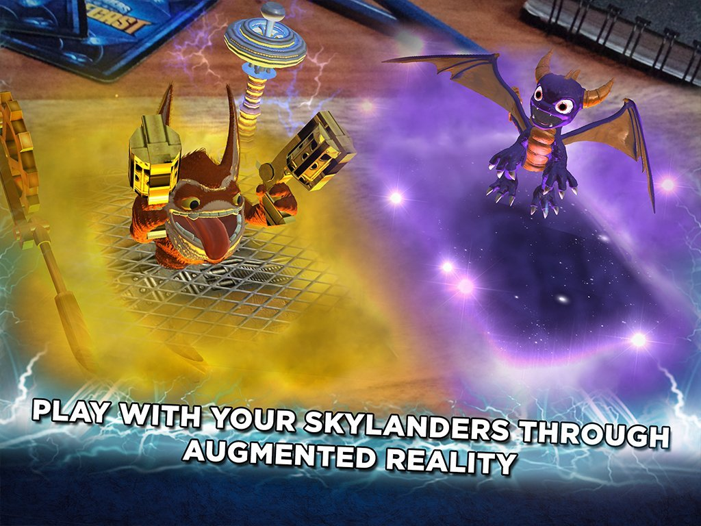 Skylanders Battlecast Booster Master Box (36 Booster Packs) - Android and iOS by Activision (Image #2)