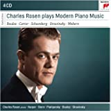 Charles Rosen plays Modern Piano Music [Box Set]