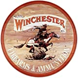 TIN SIGN Winchester Express , 12x12 by Poster Discount