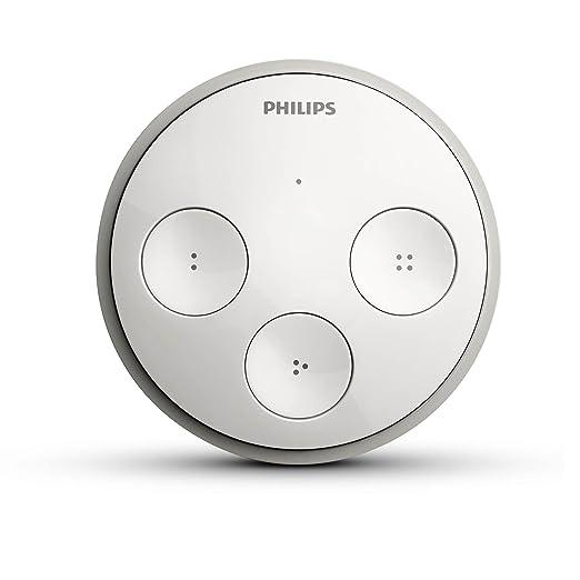 45 opinioni per Philips Hue Tap Telecomando Wireless per il Controllo del Sistema Philips Hue,