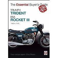 Triumph Trident & BSA Rocket III: Essential Buyer's Guide (The Essential Buyer's Guide)