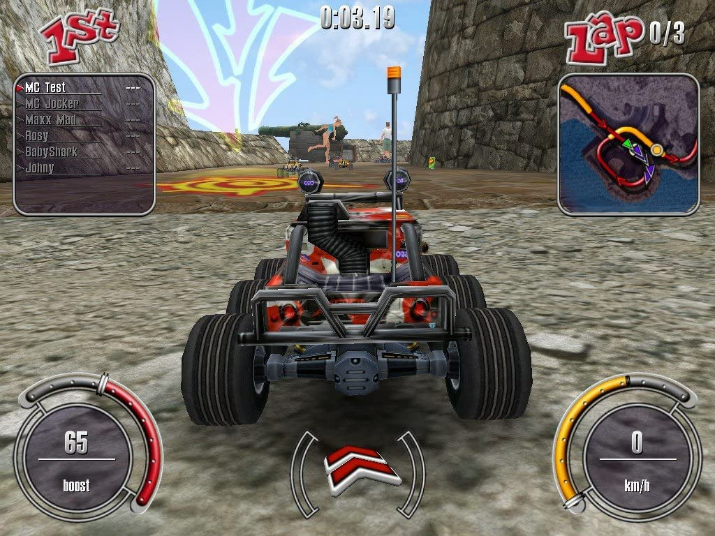Amazon.com: RC Cars [Download]: Video Games