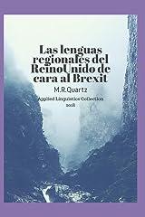 Las lenguas regionales del Reino unido de cara al Brexit (Spanish Edition) Paperback