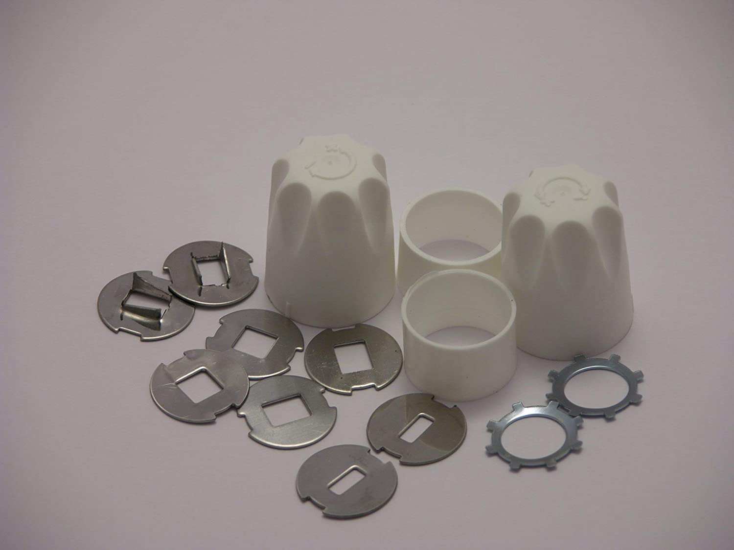 Universal Fitting Replacement Safety Radiator Valve Caps//Tops Domestic