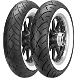 81H 180//65B-16 Shinko 777 H.D Rear Motorcycle Tire Black Wall for Harley-Davidson Road Glide Special FLTRXS 2015-2018