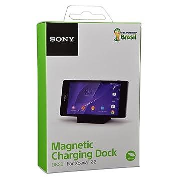 Amazon.com: Nuevo Sony DK36 Magnetic Base de carga soporte ...