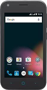 ZTE Blade L110 Smartphone (10,2 cm (4 Pulgadas) Pantalla, Cámara de 5 Mpx, Memoria de 4 GB), Color Negro (Importado): Amazon.es: Electrónica
