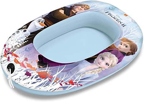 Mondo Frozen Barca Hinchable, 17.5 x 5.6 x 5.6 (16526): Amazon ...