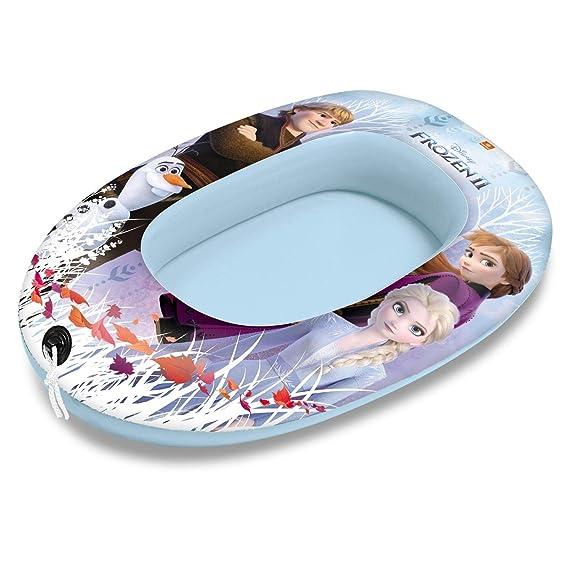 Mondo Frozen Barca Hinchable, 17.5 x 5.6 x 5.6 (16526): Amazon.es ...