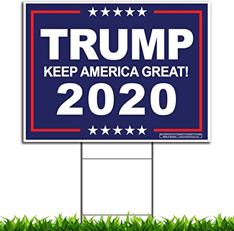 Amazon.com : VIBE INK President Donald Trump - Keep America Great ...