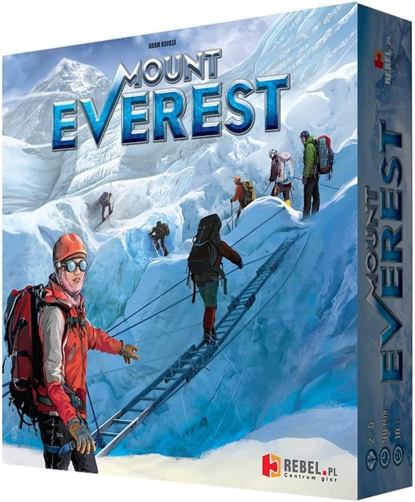 Rebel.pl - Mount Everest by Rebel.pl: Amazon.es: Juguetes y juegos